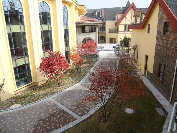 北苑家园加固改造工程