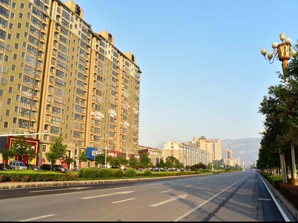 中铁建大院18号楼改造工程