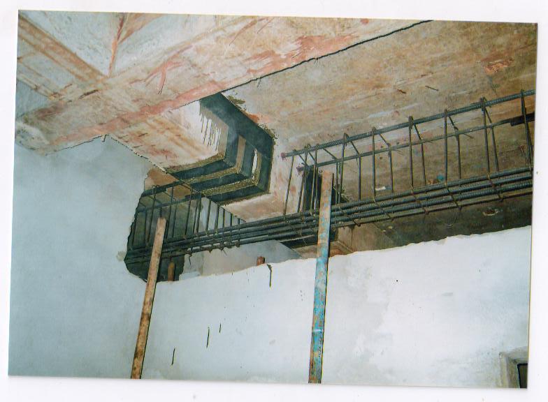 建筑裂缝如何修补?