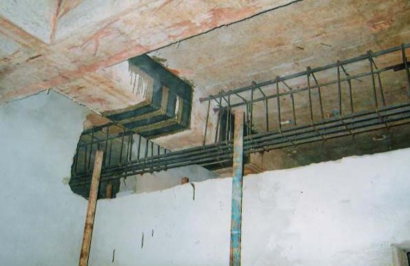 加固工程施工过程中应遵循的原则